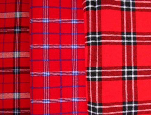 Maasai Shuka Blankets and other traditional Maasai clothing