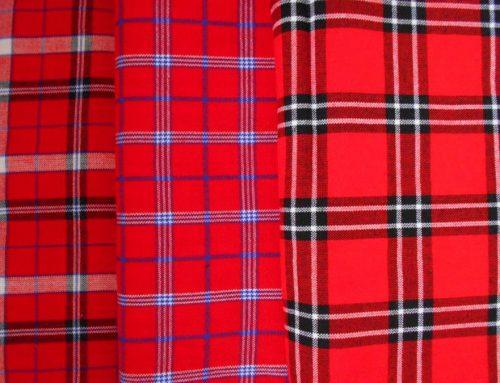 Winter special, Maasai Shuka blankets