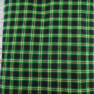 maasai shuka blanket, green