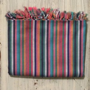 kikoy beach wrap stripes