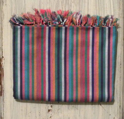 kikoy beach wrap stripes