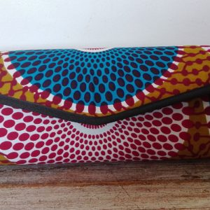 clutch bags african print fabric