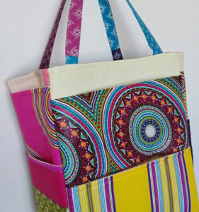 beach bags, picnic bags, shopping bags