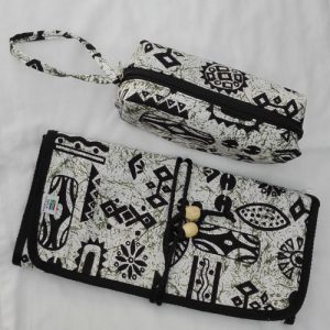 cosmetic bag, toiletry bag, travel bag